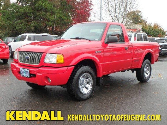 Pre Owned 2001 Ford Ranger Edge
