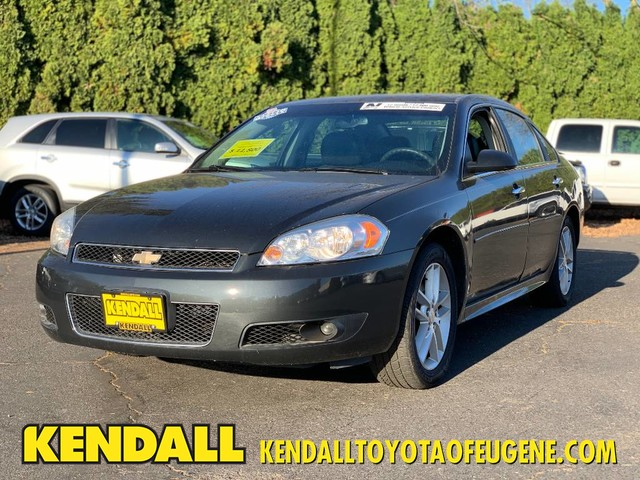 Pre-Owned 2016 Chevrolet Impala Limited LTZ