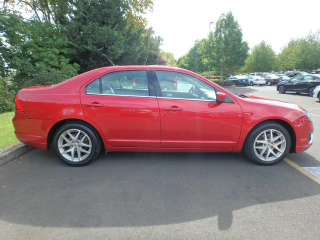 Pre Owned 2010 Ford Fusion Sel
