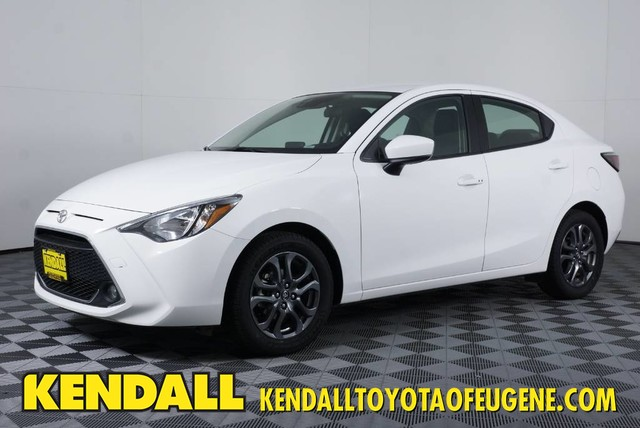 Certified Pre-Owned 2019 Toyota Yaris Sedan LE