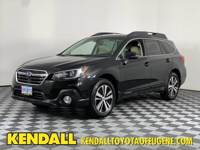 Pre-Owned 2018 Subaru Outback Limited