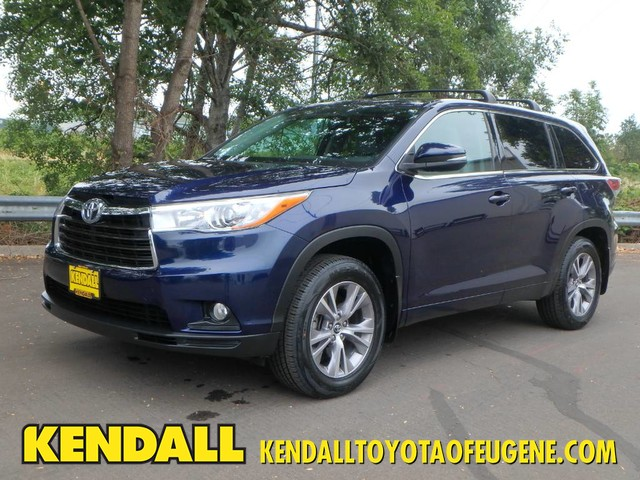 Certified Pre Owned 2016 Toyota Highlander Le Plus Awd