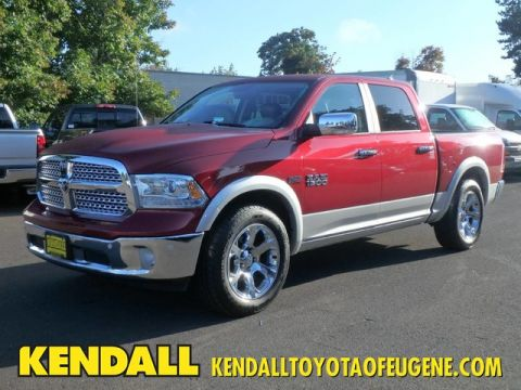 Pre-Owned 2015 Ram 1500 Laramie Four Wheel Drive Short Bed
