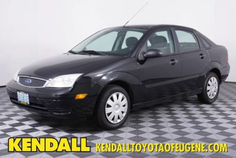 Pre-Owned 2007 Ford Focus S Front Wheel Drive Sedan