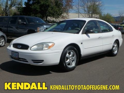 Pre-Owned 2004 Ford Taurus SES Front Wheel Drive Sedan