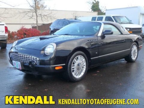 Pre-Owned 2003 Ford Thunderbird Premium Rear Wheel Drive Coupe