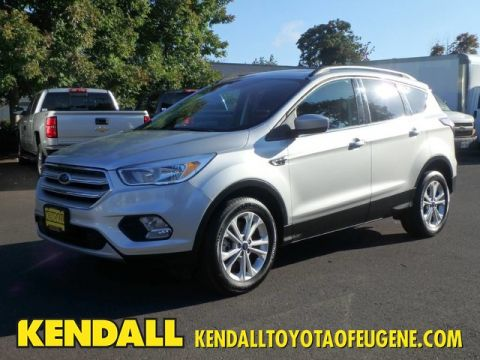 Pre-Owned 2018 Ford Escape SE Four Wheel Drive Sport Utility