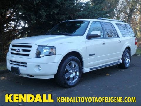 Pre-Owned 2007 Ford Expedition EL Limited Four Wheel Drive SUV