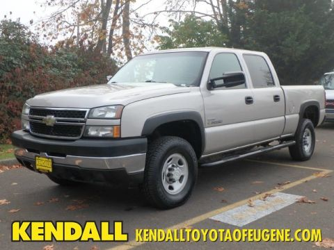 Pre-Owned 2006 Chevrolet Silverado 2500HD Work Truck