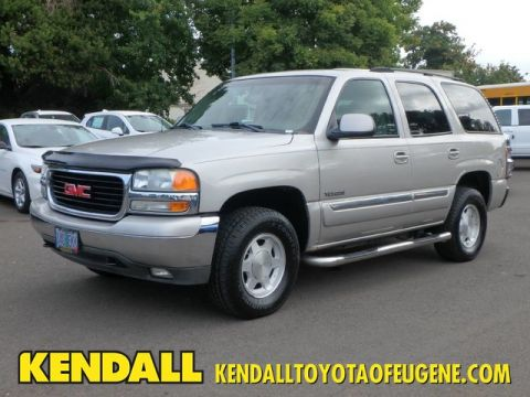 Pre-Owned 2005 GMC Yukon SLT Four Wheel Drive SUV