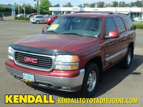 Pre-Owned 2003 GMC Yukon SLE Four Wheel Drive SUV