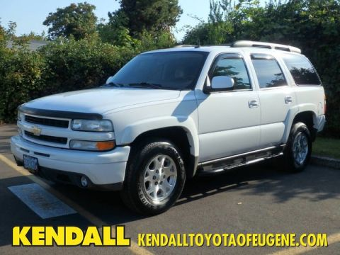 Pre-Owned 2004 Chevrolet Tahoe Z71 Four Wheel Drive SUV