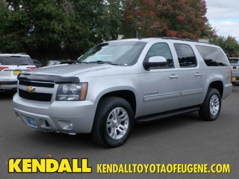 Pre-Owned 2012 Chevrolet Suburban LT Four Wheel Drive SUV
