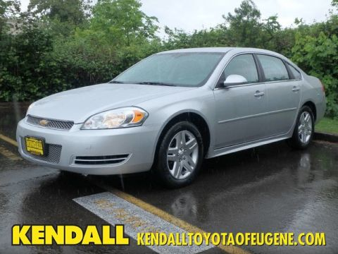 Pre-Owned 2016 Chevrolet Impala Limited (fleet-only) LT Front Wheel Drive Sedan
