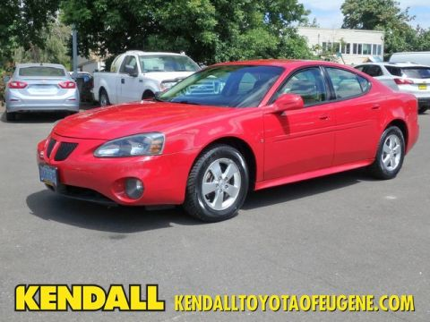 Pre-Owned 2007 Pontiac Grand Prix Front Wheel Drive Sedan