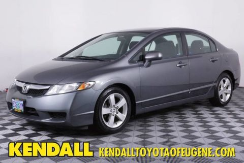 Pre-Owned 2011 Honda Civic Sdn LX-S
