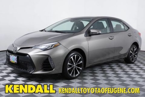 Pre-Owned 2017 Toyota Corolla SE