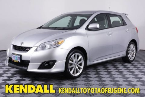 Pre-Owned 2010 Toyota Matrix XRS