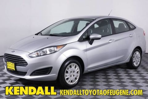 Pre-Owned 2016 Ford Fiesta S Front Wheel Drive Sedan
