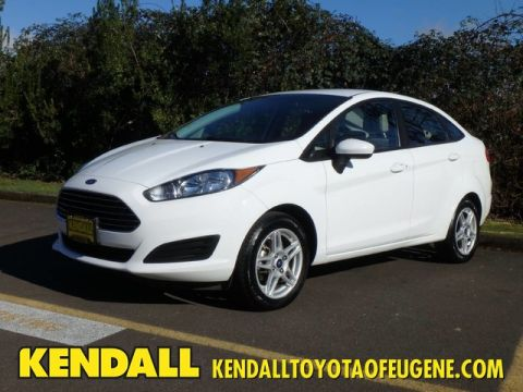 Pre-Owned 2017 Ford Fiesta SE Front Wheel Drive 4dr Car