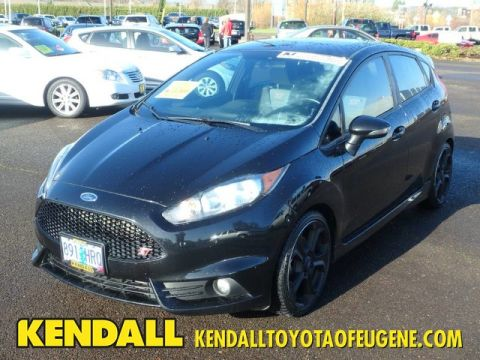 Pre-Owned 2014 Ford Fiesta ST Front Wheel Drive Hatchback
