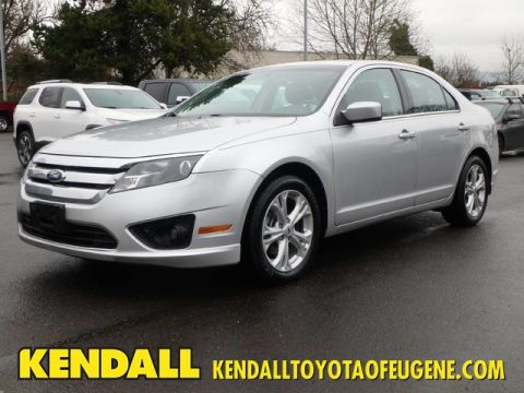 Pre-Owned 2012 Ford Fusion SE Front Wheel Drive Sedan
