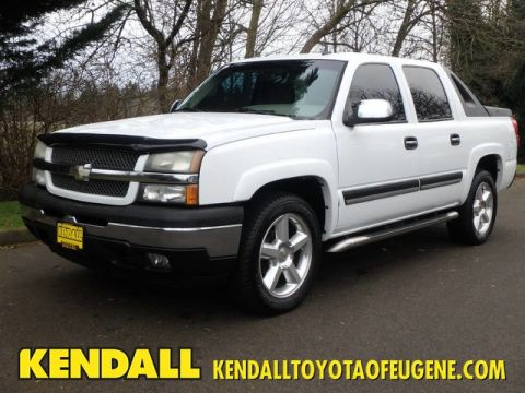 Pre-Owned 2006 Chevrolet Avalanche LS