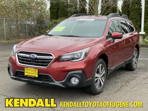 Pre-Owned 2018 Subaru Outback Limited AWD
