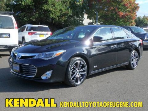 Pre-Owned 2015 Toyota Avalon XLE Touring SE Front Wheel Drive Sedan