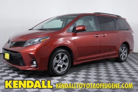 Certified Pre-Owned 2020 Toyota Sienna SE Premium AWD