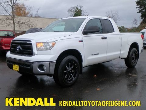 Pre-Owned 2012 Toyota Tundra 2WD Truck Rear Wheel Drive Standard Bed