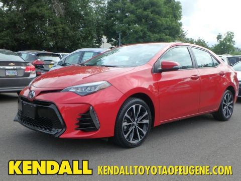 Certified Pre-Owned 2017 Toyota Corolla XSE