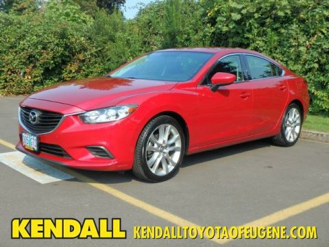 Pre-Owned 2014 Mazda6 i Touring Front Wheel Drive Sedan