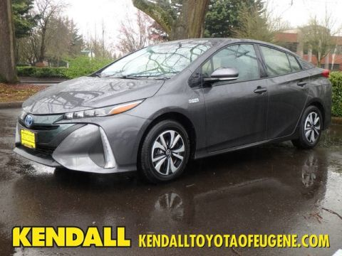 Pre-Owned 2018 Toyota Prius Prime Plus Front Wheel Drive Hatchback
