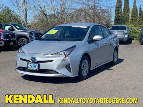Certified Pre-Owned 2017 Toyota Prius Two Front Wheel Drive Hatchback