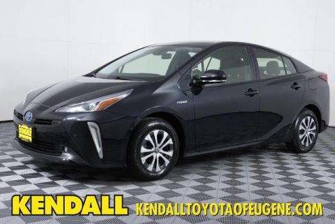 Certified Pre-Owned 2019 Toyota Prius LE AWD