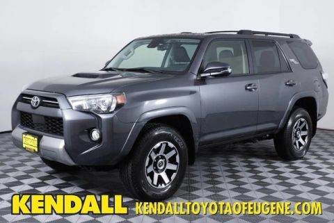 Certified Pre-Owned 2020 Toyota 4Runner TRD Off Road Premium