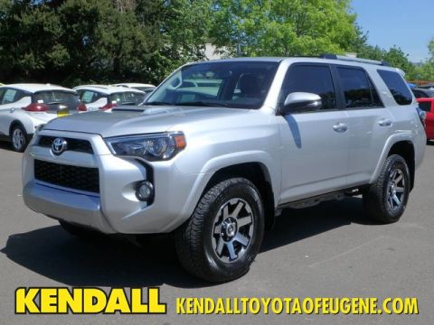 Pre-Owned 2017 Toyota 4Runner TRD Off Road Premium