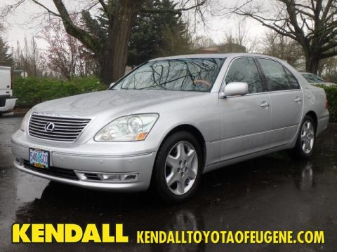 Pre-Owned 2004 Lexus LS 430 Rear Wheel Drive Sedan