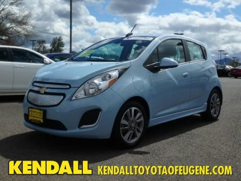 Pre-Owned 2016 Chevrolet Spark EV LT Front Wheel Drive Hatchback