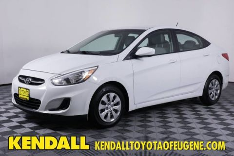 Pre-Owned 2017 Hyundai Accent SE Front Wheel Drive Sedan