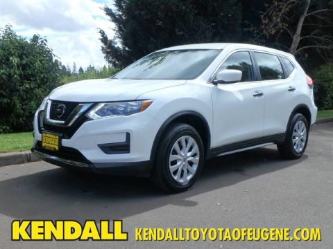 Pre-Owned 2018 Nissan Rogue S AWD